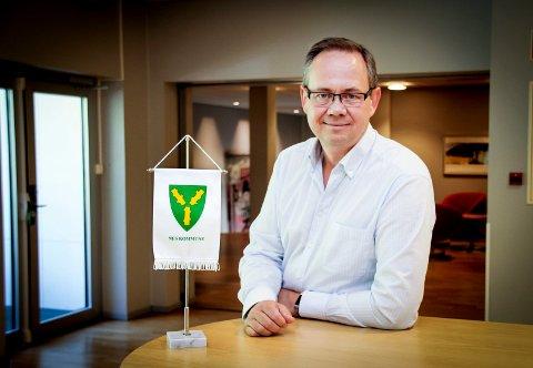 ANSATT: Jon Sverre Bråthen blir ny rådmann i Nes kommune.
