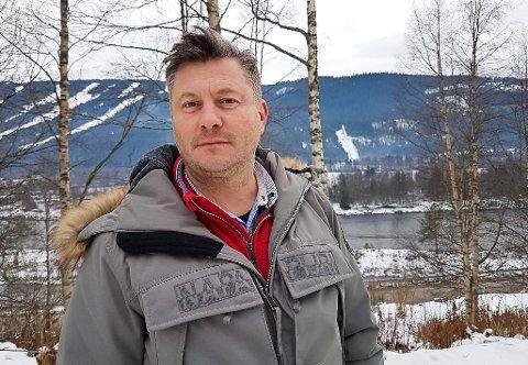 LØNNSOMHET: Cato Haugen er den ny eieren av Holmsbu Spa & Resort. For å gjøre driften lønnsom er det mulig at deler av hotellet gjøres om til fritidsboliger.