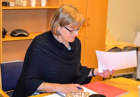 KREVER ÅPENHET: Sekretariatet er ikke enig i at det er hjemmel for å unnta rapportens forvaltningsrevisjonsdel fra offentlighet, fastlår Birte Jonassen Berg i Deloitte.