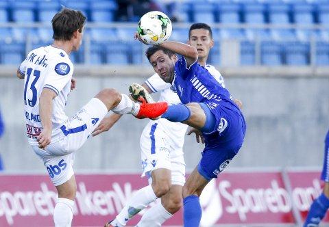 BYTTER KLUBB: Steffen Ernemann forlater Sarpsborg 08 etter denne sesongen. Foto: Jan Kåre Ness / NTB scanpix