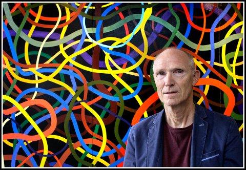Åpner lørdag: Lørdag åpner kunstner Karl O. Orud ny utstilling i Galleri St. Marie.