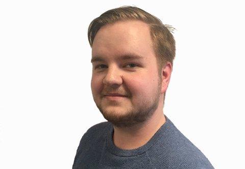 KNIVDREPT: Det var Heikki Bjørklund Paltto (24) fra Mysen som ble drept i sitt eget hjem i Oslo forrige mandag.