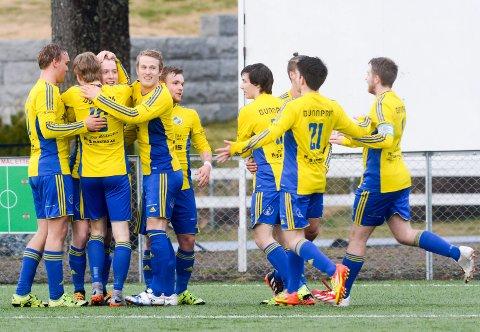 FÅR PENGER: Trøgstad/Båstad er en av klubbene i Indre Østfold som får momskompensasjon for 2019. Beløpet til fotballklubben er på nærmere 100.000 kroner.