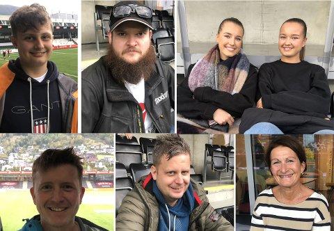 HAR TRUA: Både mødrer, kjærastar og supporterane til Sogndal har trua på Eirik Bakke sine menn i år.