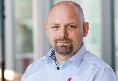 SLÅR TILBAKE: Petter Korneliussen, gruppeleder i Strand Frp, slår tilbake mot kritikken fra Senterpartiet. Arkivfoto