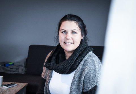 VIL INKLUDERE: Karine Bonnegolt Lien opplevde at sin eldste sønn ikke fikk komme på halloweenfest. – Sånn skal vi ikke ha det, sier hun. Foto: Siw Nakken