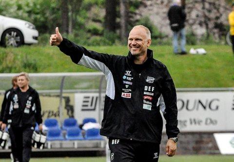 Notodden Fotball - Odd Ballklubb 0-4 (0-3). 3. runde i norgesmesterskapet (NM) i 2014 i Idrettsparken. 1567 tilskuere. Dag Eilev Fagermo