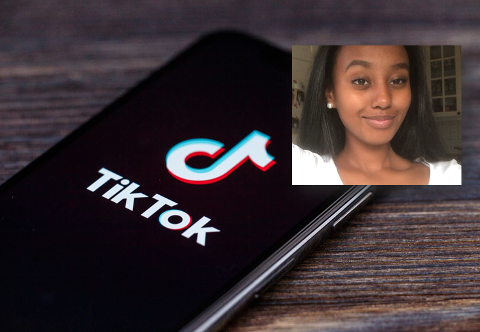 Iman (14) så selvmordsvideoen som gikk viralt  på den populære appen TikTok. Hun ble skremt av hvor ekkelt det faktisk var.