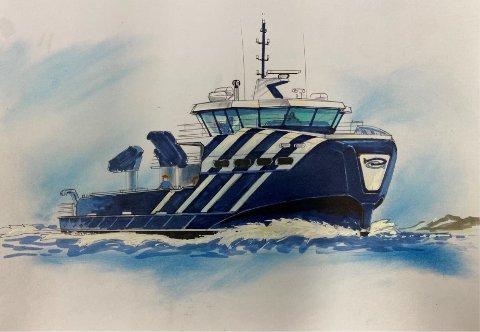 Slett Verft skal levere ny båt til Håløy Havservice i Troms.