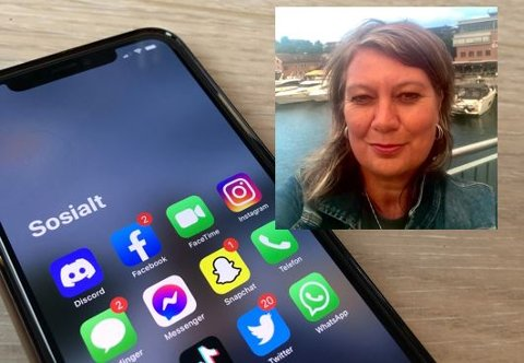 SVINDELFORSØK: Marte Bottolfs advarer mot svindel via WhatsApp, etter å ha blitt forsøkt svindlet selv.