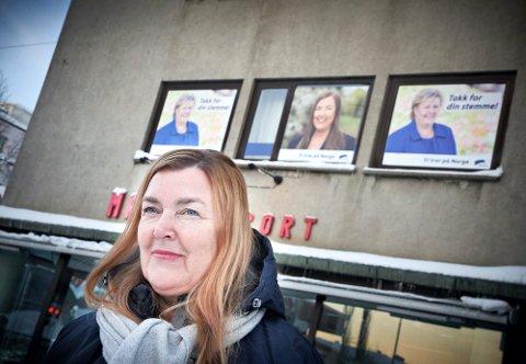 KRITIKK: Stortingsrepresentant Elin Agdestein (H) må tåle kritikk fra flere politiske motstandere, etter en kampanje for sitt eget kandidatur hun har kjørt på Facebook inn mot helgas nominasjonsmøte i Høyre.