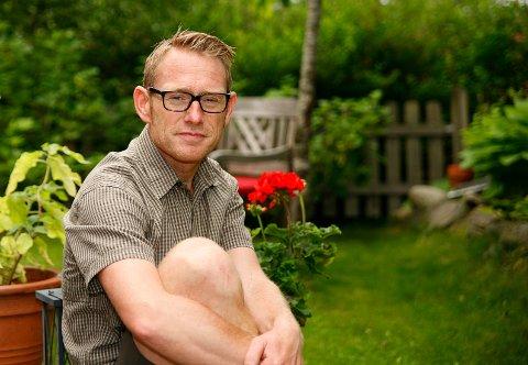 ITENKEBOKSEN:Stabssjef Erling S. Kristiansen i Nittedal kommune.