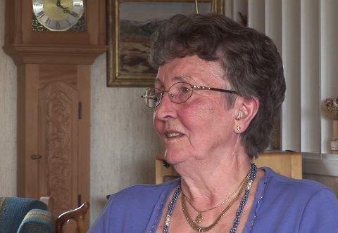 BLIR INTERVJUET: Torsdag 22. november kan du se et videointervju med Borghild Pedersen på prestegården.