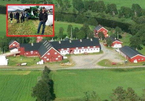 Sæter gård har vært til salgs siden i fjor høst. Nå kan gården få nye eiere.