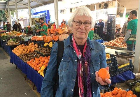 Lokalpolitikeren Inger Sandfeld  har vært her i Alanya hvert år fra 2006, og noen ganger også 2 uker om høsten.