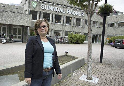 Tone Hustad, 1. kandidat for Sunndal Høyre