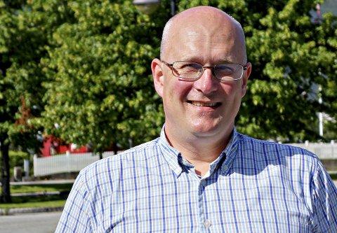 Ståle Refstie, 1. kandidat for Sunndal Ap