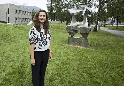 Synnøve Helland, 1. kandidat for Sunndal Sp