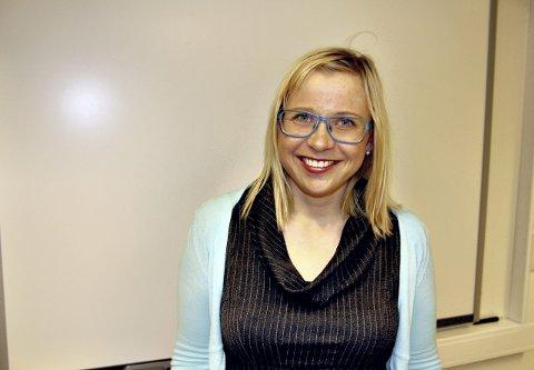 Maja Solli, 1. kandidat for Sunndal Venstre
