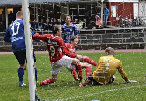Sunndal IL Fotball: Nå åpnes det for kontakttrening og treningskamper.