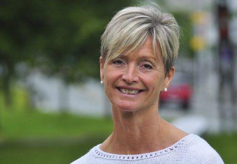 Tove-Lise Torve fra Sunndal tar over som fylkesordfører i Møre og Romsdal.