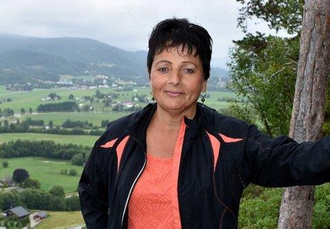 LEDER: Tidligere ordfører i Surnadal, Lilly Gunn Nyheim er ny styreleder i Norsk Vandrefestival.