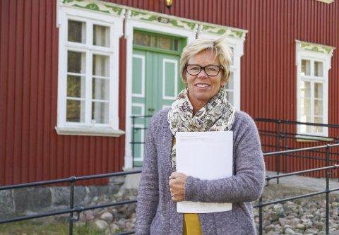 Leder for familiehuset i Gjerstad kommune, Elfi Jonassen Gjerstad