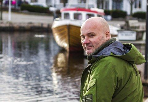 Frank Oddbjørn Sandbye-Ruud.
