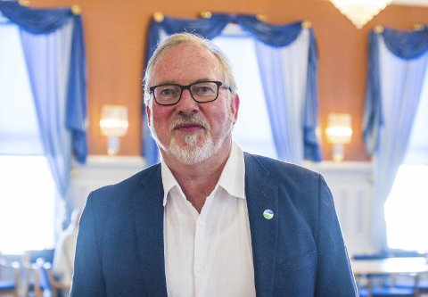 Ordfører Per Kristian Lunden