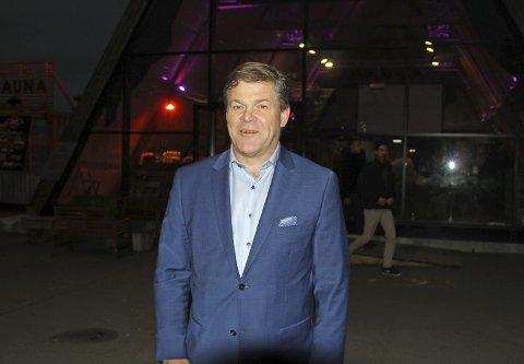 Mannen bak: Erik Plener er sjef for Narviks VM-søknad, og kandidat til «Årets Nordlending». Foto: Mikael Marius Brendvik