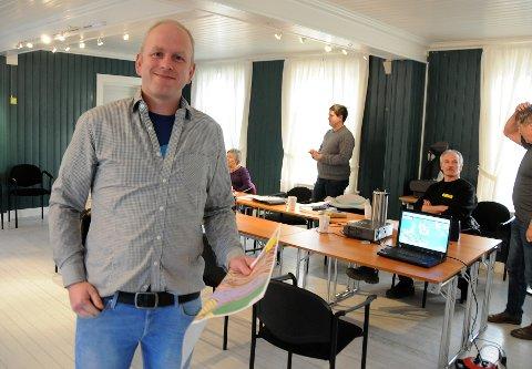 Gleder seg: Petter Staaal har trivdes godt i Hamarøy kommune, men ser fram til å vende tilbake til sin tidligere arbeidsgiver, The Quartz Corp AS på Drag.