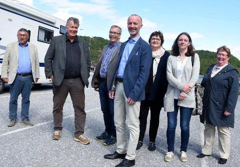 Beskjed: Fylkesråd for samferdsel, Svein Eggesvik, Sp, har fått beskjed om hvilket busstilbud formannskapet i Hamarøy ønsker.