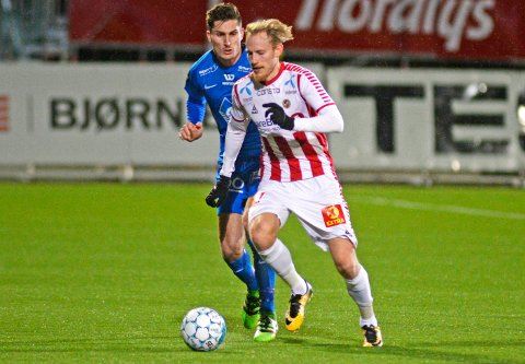Til tross for en skadeplaget sesong slo Gjermund Åsen hele ti målgivende pasninger i Eliteserien i fjor.