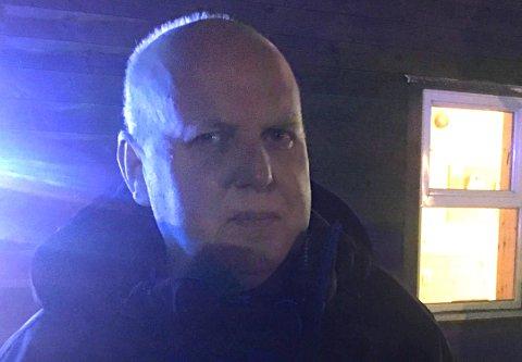 Knut Hopland, avdelingsleder for bygg i Alver kommune.