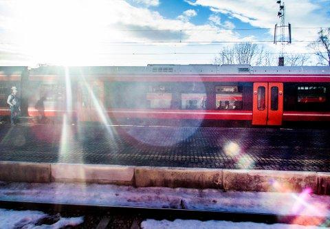 Vy innstiller avganger. Foto: Gorm Kallestad / NTB scanpix