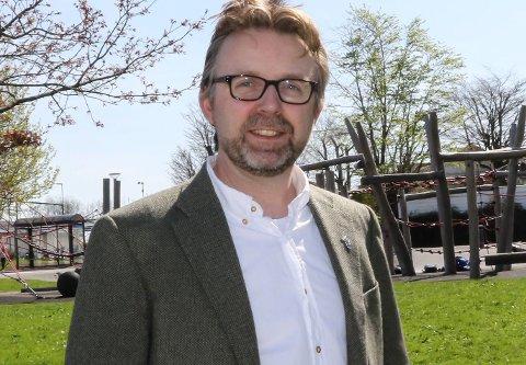Ronny Cassells har meldt seg ut av Venstre og inn i Arbeiderpartiet.
