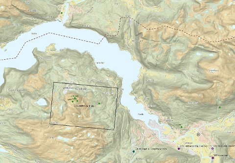 MINERAL: Fjordmine s.r.o., som er del av den Tsjekkiske gruppa Segas, har fått løyve til å undersøke Fureviknipa for drivverdige førekomstar av jern og titan.