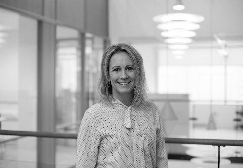 Marianne Wibe Fledsberg (38) er nominert til årets unge leder.