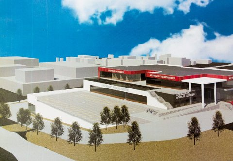 Slik kan det nye curling- og bowlingsenteret bli dersom Arild Åserud får det som han vil.