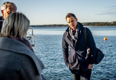 Advokat Yngve Romsvik understreket overfor seksjonsleder Anne Danielsen Haugland at de ønsket en vurdering av tiltak Krohn kan gjøre på eiendommen.