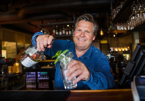 Bergmann's-innehaver Jan Bergmann Johansen velger å stenge restauranten sin helt frem til 1. mars på grunn av all usikkerheten rundt koronapandemien.