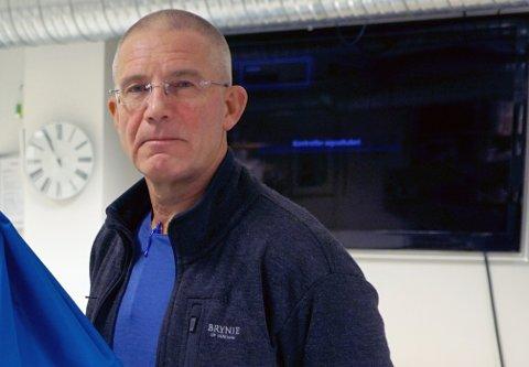VIL KLAGE: Øyelege Jens Kratholms sier at han vil klage på helsetilsynets vedtak.