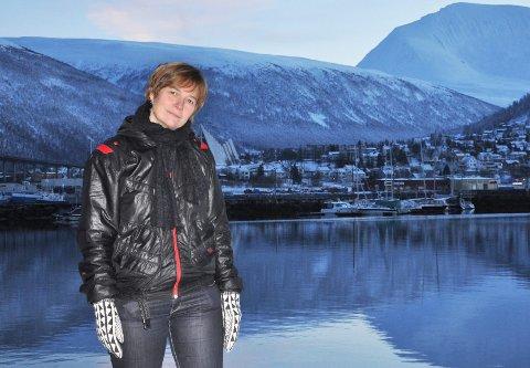 SPORER SMITTE: Kommunelege Inger Hilde Trandem sier de jobber med å finne smittekilden til det nye smittetilfellet i Tromsø.