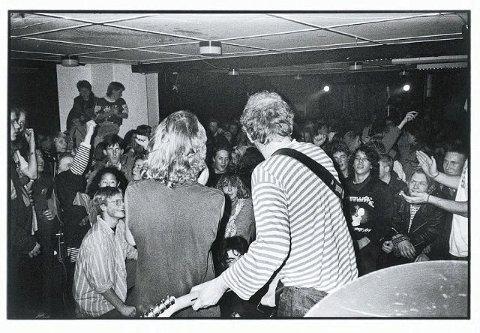 GAMLEDAGER: I sin tid arrangerte Roy Didrik Nilsen og RRSH konserter med Jokke og Valentinerne. Nå vil de skape den samme pønkemagien igjen.