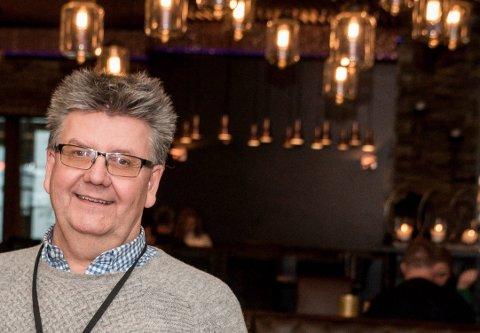 Christian Taalesen er medeier og eier i flere restauranter på Romerike. Disse er nå stengt. Bare Peppes på Jessheim holder åpnet - enn så lenge.