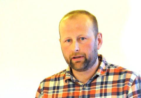 AVTALE: Jann Erik Dalum (Ap) argumenterte sterkt for at alle må stå saman om Nasjonalparkriket Reiseliv.