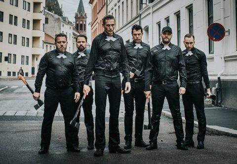 POPULÆRT BAND: The Dogs blant de kuleste og mest populære i norsk rock.