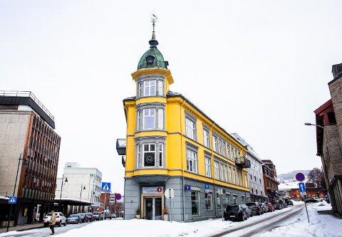 Grandgården i Lillehammer sentrum.