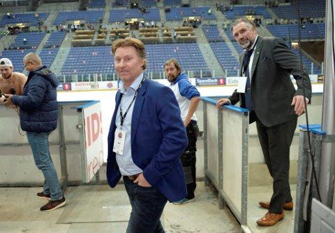 Tor Erik Nilsen er et av navnene som kommer opp i diskusjonen om hvem som bør ta over Lillehammer ishockeyklubb.