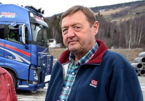 Lastebileier og en sterk talsperson for lastebilnæringen, Åge Widme fra Sør-Fron, døde søndag.